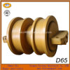 Crawler Tractor Caterpillar D6n Track Lower Roller Spare Parts