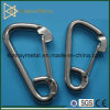 304 and 316 Stainless Steel Delta Spring Snap Hook