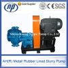 Rubbler Liner Acid Resistant Mining Slurry Pump (ZJR)