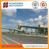 Stable Structure Conveying System Fixed Type Fertilizer Belt Conveyor