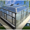 Feelingtop Double Tempered Glazing Aluminum Green House (FT-S)