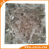 Building Material 4040 Dark Marble Stone Look Rustic Ceramic Floor Tiles