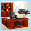 Customized Solid Wooden Top MFC Executive Desk Office Table