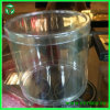 Plastic Pet Clear Transparent Cylinder Packaging Box Tube