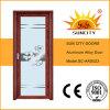 Good Sale Economic Single Aluminum Clad Entry Doors (SC-AAD023)