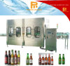 Automatic 8000bph Glass Bottle Beer Filling and Sealing Machine