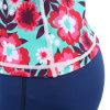 Two-Piece Lycra Rash Guard, Swimwear, Yoga Sports Wear,