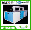 Lt-03 High Quality Wooden Chemical Laboratory Equipment Lab Table with Sink Furniture