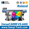 1, 440 Dpi Inkjet Printer and Cut Machine Vs-640I Roland Printer