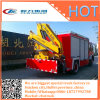 HOWO 4X2 Emergency Rescue Crane Wrecker Fire Fighting Truck