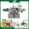 Double-Sides Self Adhesive Sticker Labeling Machine for Round Bottles