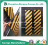 Black Yellow Color Car Protection Foam