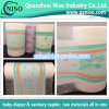 Breathable PE Film Backsheet for Baby Diaper, Sanitary Napkin, Baby Diaper Raw Material