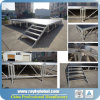 Outdoor Portable Aluminum Mobile Stage Wooden Platform for Event