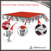 Aluminum Carpet Portable Stage Mobile Stage