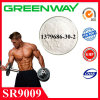 Pharmaceutical Chemical Powder Sarms Supplement Sr9009 for Bodybuilding Supplements