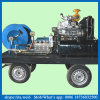200bar Diesel Cold Water Jet High Pressure Sewer Cleaning Equipment