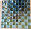 Gold Mix Silver Mosaic Tile Diamond Mirror Mosaic (HD085)