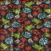 Turtle and Fish Printed Microfiber Peash Skin