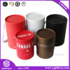 Waterproof Cardboard Paper Round Packaging Flower Box