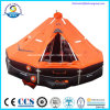 Davit-Lauching Type Inflatable Life Raft with 15, 16, 20, 25 Person