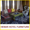 Custom Made Vintage Wooden Resort Hotel Furniture Set 5 Star