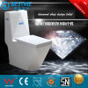 Bathroom Siphonic One Piece Ceramic Toilet Seat