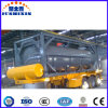 Low Price Carbon Steel ISO Chemical Corrosive Poisonous Liquid Tank Container