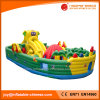 Giant Outdoor Inflatable Entertainment Bouncer for Kids Jumping Toy (T6-006)