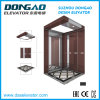 High-End Passenger Lift with Luxury Decoration