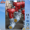 High Temperature Pneumatic Globe Type Control Valve