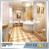 Natural White / Black / Yellow / Red Stone Marble for Flooring Tile Construction Stone Building Material