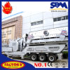 500tph Granite Mobile Gold Impact Stone Crusher