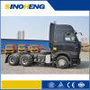 Sinotruk HOWO A7 6X4 Tractor Truck with 371HP in Djibouti