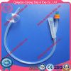 Foley Balloon 100% Silicone Catheter with Three Way 16fr
