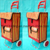 High-Capacity Match Color Trolley Case
