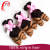 Virgin Malaysian Loose Wave Ombre Hair Extensions Two Tone Hair