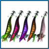Plating Process High Grade Squid Jig with Good swimming Feature