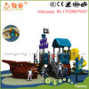Children Playground Equipment Pirate Ship Outdoor Playground for Amusement Park