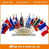 Custom High Quality Hand Flag, Polyester Hand Waving Flag