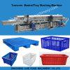 Industrial Automatic Plastic Basket/Box Washing Machine
