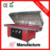 PVC Wood Vacuum Membrane Press Machine for Kitchen Cabinet Door