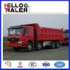 Sinotruk 8X4 40t Dump Truck HOWO 12 Wheels Heavy Tipper Truck