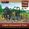 CE Approved Nature Kids Outdoor Plastic Playset (X1430-7)