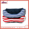 Lovely Pet Bed with Streak Pattern