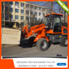 Big Cabin Small Wheel Loader Zl08-800kg