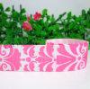 """7/8"""" Pink Ribbon Hair Bows Rib Ribbon for Theme Party"""