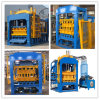 Qt4-15 Cement Block Machine Block Making Machine