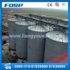 Easy to Use Grain Silo with Flat Bottom