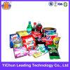 Custom Plastic Film Shrink Food Packaging Label Sleeve